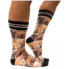 Sock my Feet Sock My Route 66 - Man
