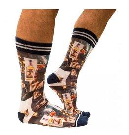 Sock my Feet Sock My Cigar - Man