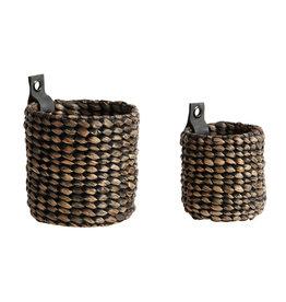 Muubs Basket Mini XS - Waterhyacint Riet