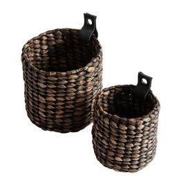Muubs Basket Mini S - Waterhyacint Riet