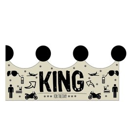 Mail-Box Mailbox - Kaart -King for a day Kings and Queens