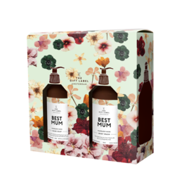 The gift label Gift box Limited - Moederdag 2021 - Mum cool