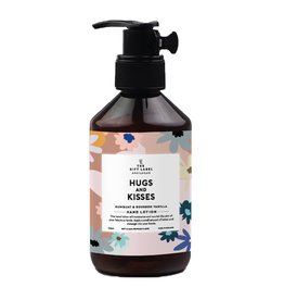 The gift label Hand lotion - Hugs and kisses