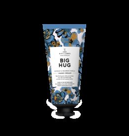 The gift label Handcrème tube - Big hug