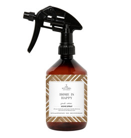 The gift label Home spray - Home is happy