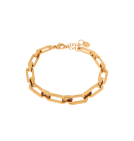 Label Kiki Chain me up bracelet gold