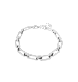Label Kiki Chain me up bracelet silver