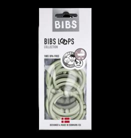 Bibs Bibs loops sage - 12 ringen