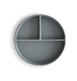 Mushie Mushie Silicone bord- Stone