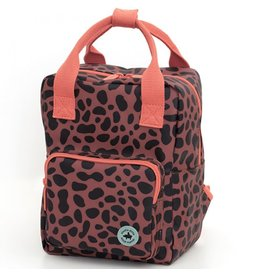 Studio Ditte Studio Ditte backpack smal - Jaguar spots