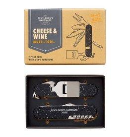 Gentlemen's Hardware Kaas en Wijn tool