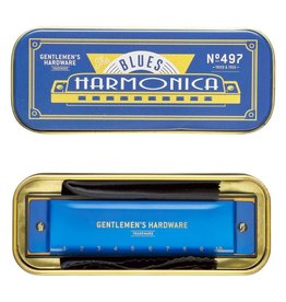 Gentlemen's Hardware Classic Harmonica