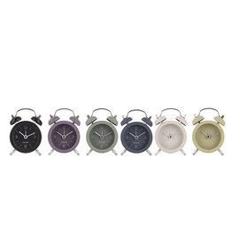 Karlsson Alarm clock - Wekker Mini Twin Bell -  Crème
