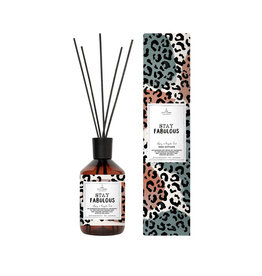 The gift label Diffuser - Spicy and royal - Stay fabulous