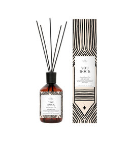The Gift Label Reed Diffuser - You Rock