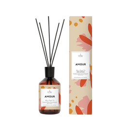 The Gift Label Reed Diffuser - Amour