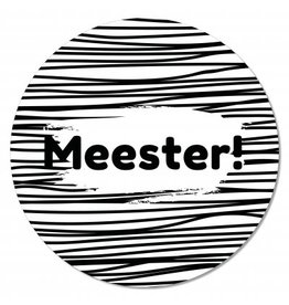 The Big Gifts Muismat 'Meester'