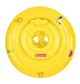 Swim Essentials Baby Float Geel 0-1 jaar
