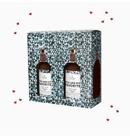 The gift label Gift box Limited - You are my favorite - Man