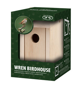 Bijzonder Design Store Nestkast  Winterkoning - In geschenkverpakking