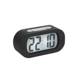 PT Living Alarm Clock Gummy - Zwart
