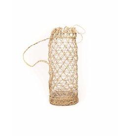Bijzonder Design Store Haman bag met glas