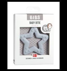 Bibs BIBS - Bijtring Star | Baby blauw