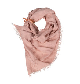 Pimps and Pearls Dress2kill Triangle Sjaal -  11 Romance Rose