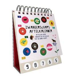 Bijzonder Design Store Zwangerschaps aftelkalender - Voor broertjes en zusjes