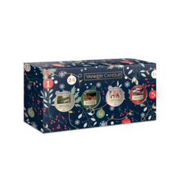 Yankee Candle Countdown To Christmas 4 Votive Gift Set
