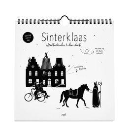 Zoedt Sinterklaas aftelkalender en doe-boek - 2021