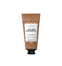 The Gift Label Handcrème Tube - You are Wonderful