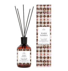 The Gift Label Reed Diffuser - Warm Wishes