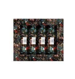 The Gift Label Christmas Crackers - Let It Glow - Handzeep - Set 4 stuks