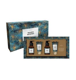 The Gift Label Luxe Giftbox - Xmas - Warm Wishes