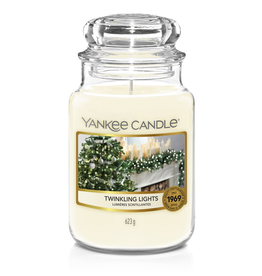 Yankee Candle Twinkling Lights