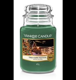 Yankee Candle Tree Farm Festival