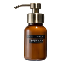 Wellmark Body Lotion bruin messing 250ml - 'Feel Great Hydrate'