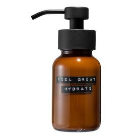 Wellmark Body Lotion bruin zwart 250ml - 'Feel Great Hydrate'