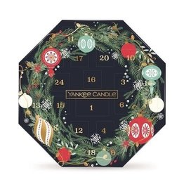 Yankee Candle Countdown To Christmas Advent Wreath Calendar