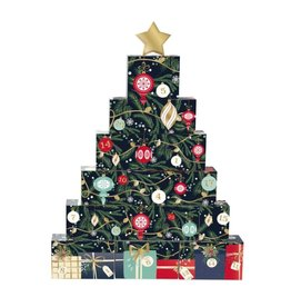Yankee Candle Countdown to Christmas Advent Tower Calendar