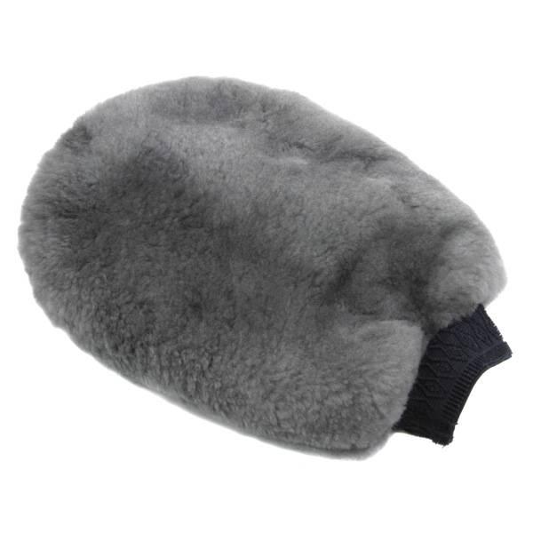 Genuine Sheepskin Mitt-1