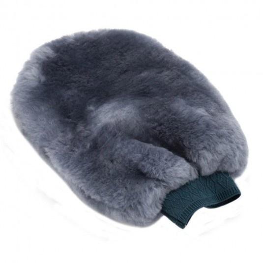 Genuine Sheepskin Mitt-3