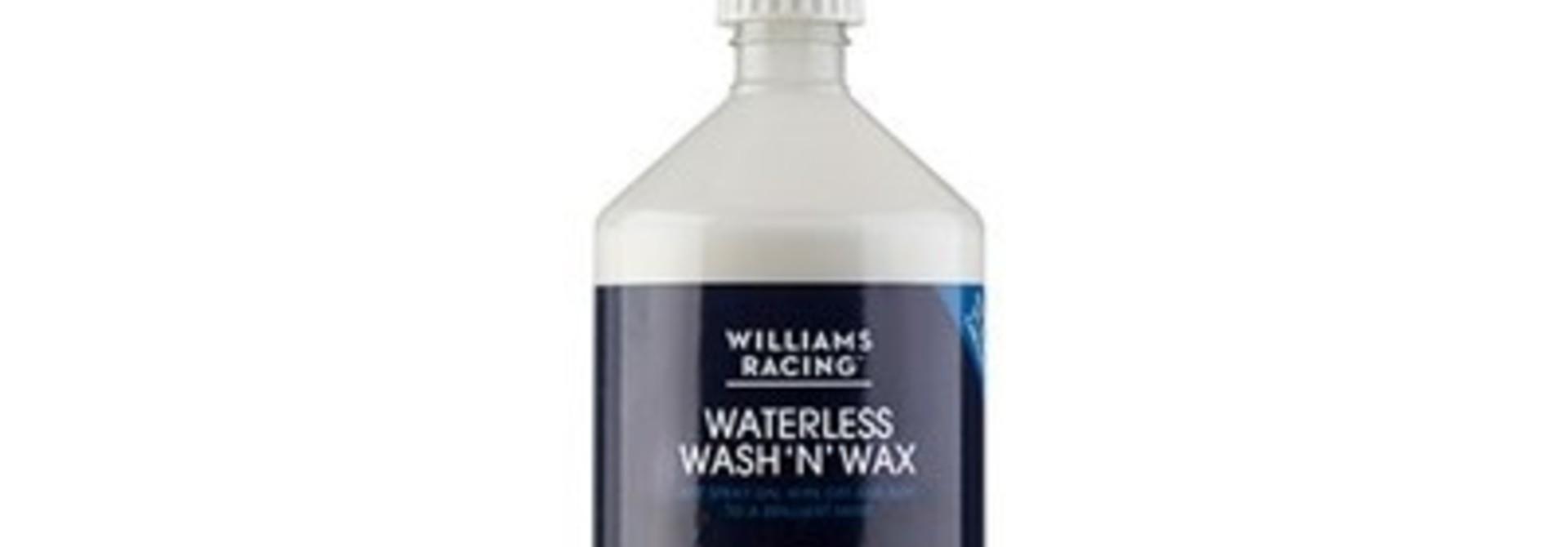 Waterless Wash n Wax