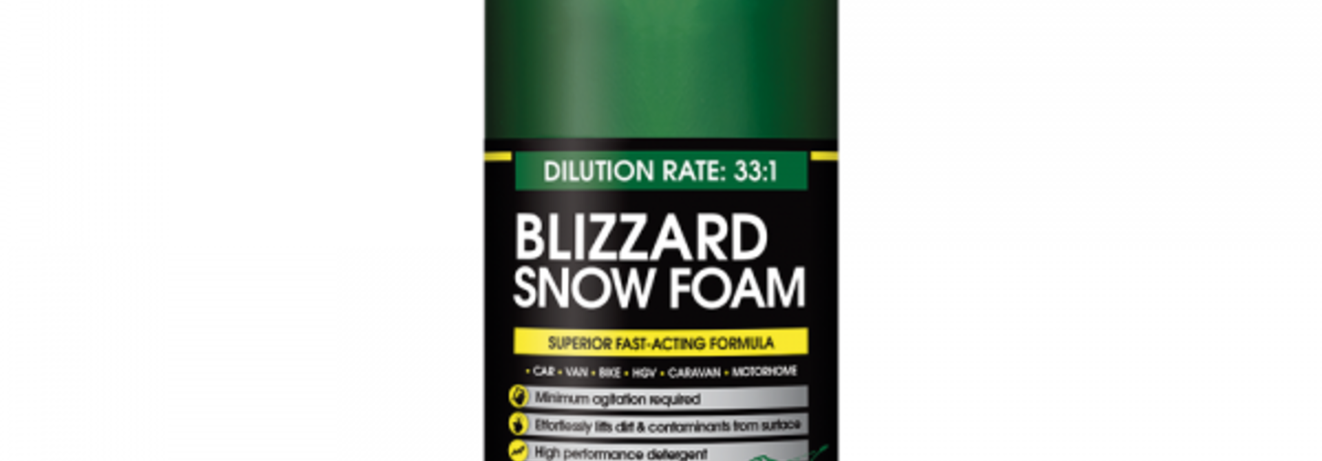 Blizzard Snow Foam