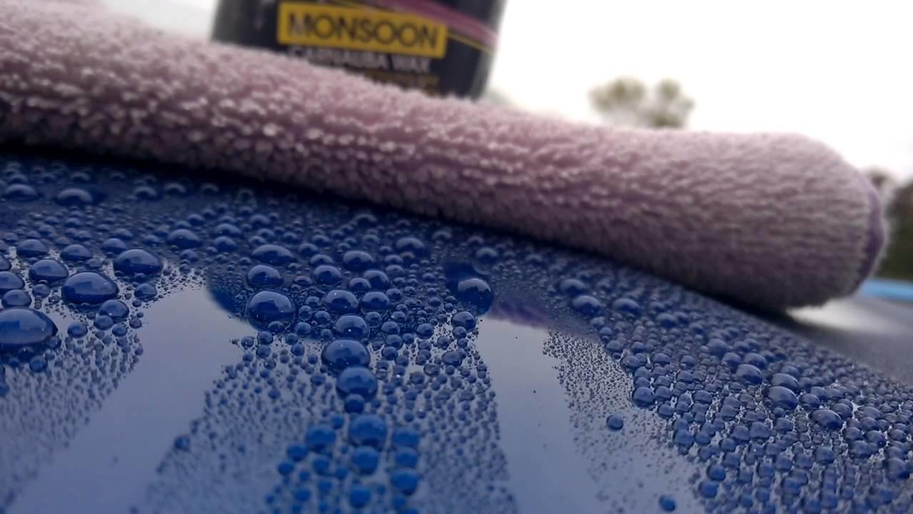 Monsoon Carnauba Wax 100ml-4