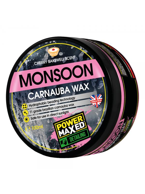 Monsoon Carnauba Wax 100ml-1