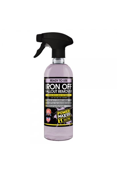 Iron Off Fallout Remover