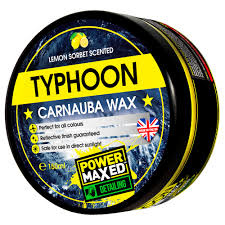 Typhoon Carnauba Wax 150ml-1