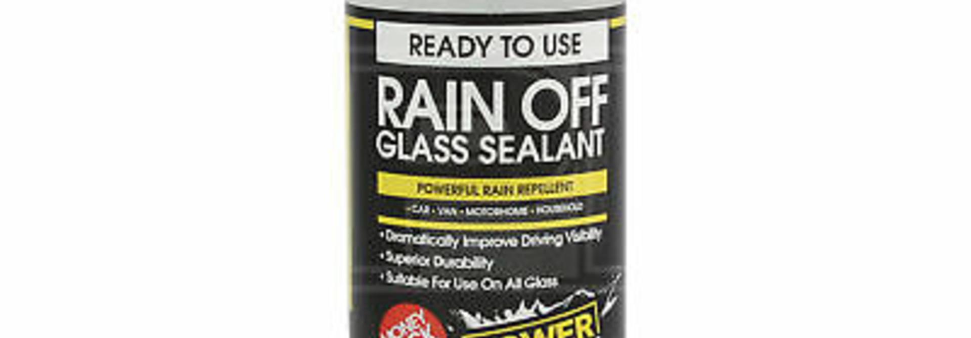 Rain Off Glass Sealant